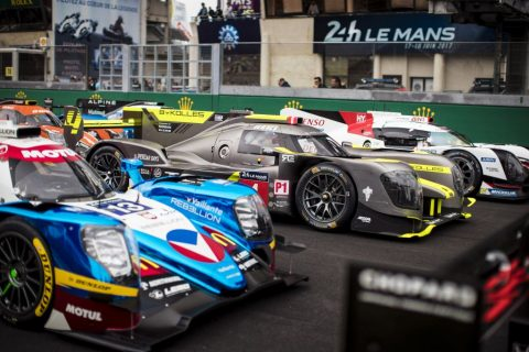 Nissan returning to Le Mans next week