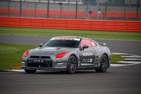 Video: Remote-control GT-R explained