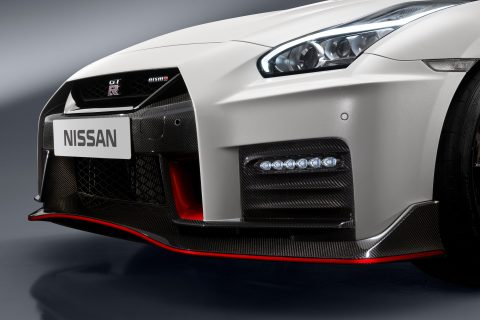 The 600-horsepower GT-R NISMO is available in very limited numbers in North America and continues to hold court as the most potent production vehicle in Nissan history. Practically a race car in street clothing, the GT-R NISMO is designed to explore the upper limits of performance.