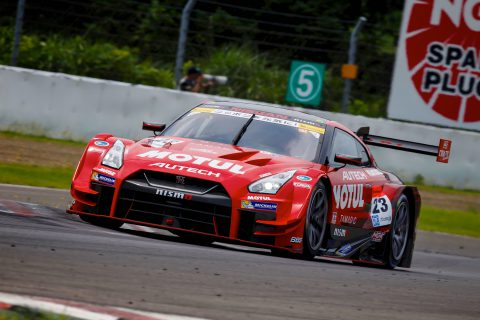 Images from the Japanese Super GT Championship race at Sportsland Sugo