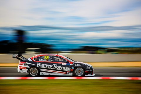 All the action from the Virgin Australia Supercars Championship round three at Symmons Plains Raceway