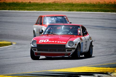 Datsun/Nissan feature race - Road Atlanta