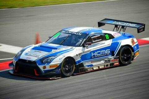 Nissan GT-R NISMO GT3 heads to Thailand