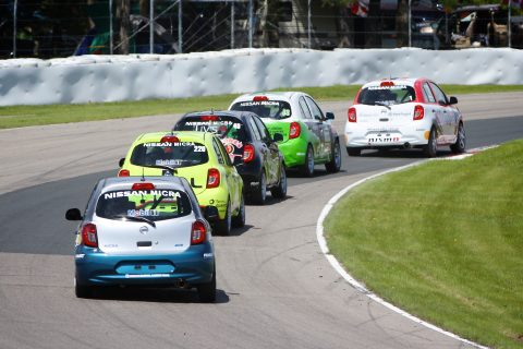 Nissan Micra Cup ready for Calabogie