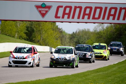 Bedard and King share victories in Micra Cup