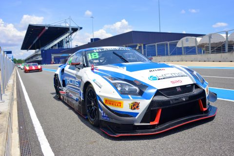 Check out the pics of the KCMG team in the Blancpain GT Series Asia at the Chang International Circuit in Thailand