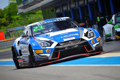 Blancpain GT Series Asia - Chang - Qualifying