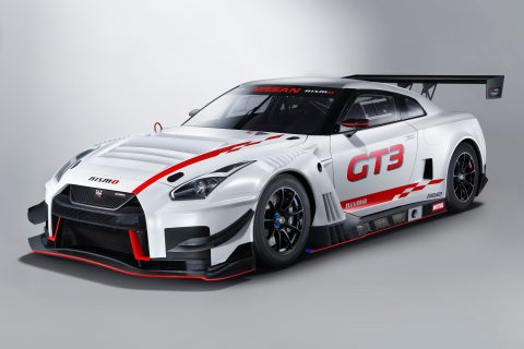 2018 model Nissan GT-R NISMO GT3 to go on sale