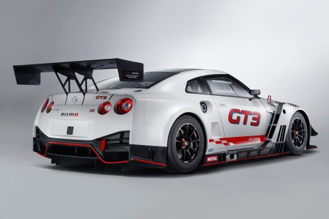 2018 Nissan GT-R NISMO GT3 now for sale