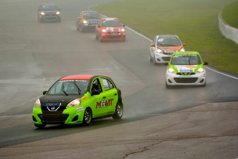 Check out the action from the 2018 Nissan Micra Cup at Canadian Tire Motorsport Park