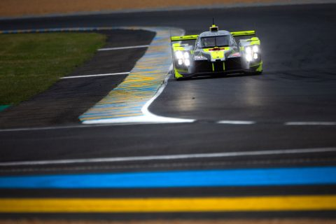Nissan ready for Le Mans 24