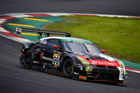 Nissan takes Fuji 24 Hour victory with GT-R NISMO GT3
