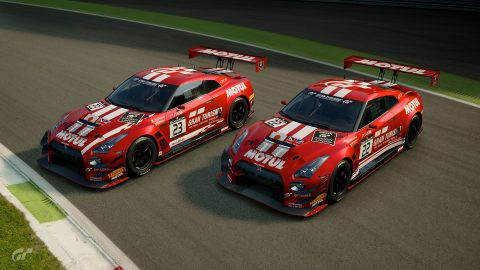 Nissan GT-R NISMO GT3 - GT SPORT Nissan is looking for the next generation of fast PlayStation gamers with a new program that gives thousands of racers the chance to compete in an official FIA championship.