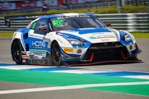KCMG Nissan Blancpain GT Asia squad heads to Suzuka