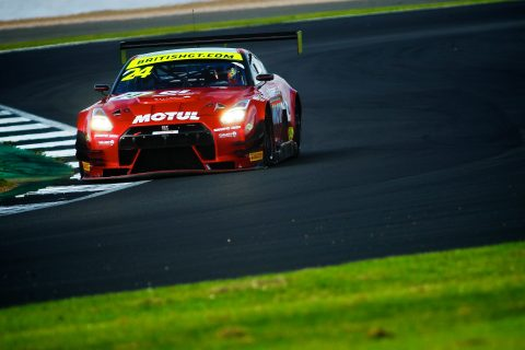 All the action from RJN Motorsport's British GT Championship campaign with the Nissan GT-R NISMO GT3