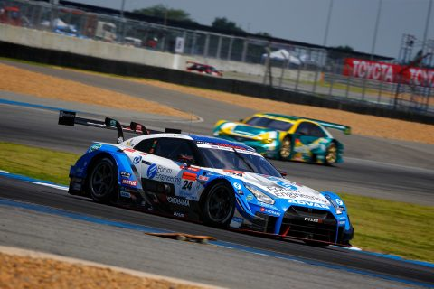GT-Rs on the charge in Super GT and Blancpain Asia