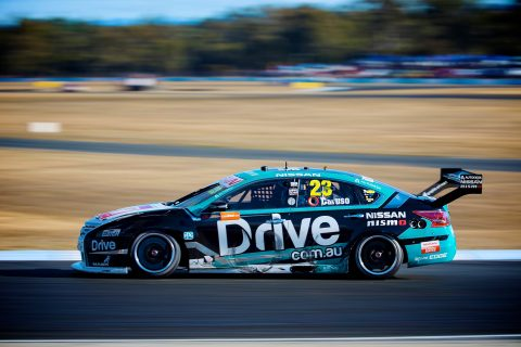 Pair of top 10s for Nissan in Ipswich Supercars