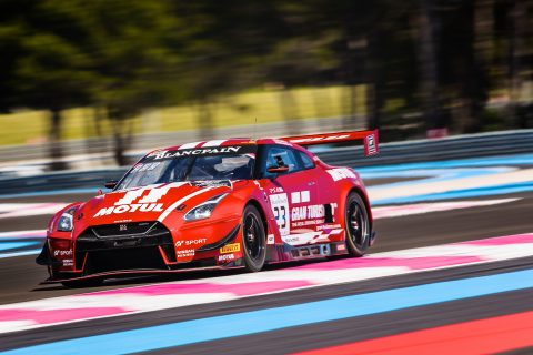 GT Sport Motul Team RJN chasing Spa 24 Hour glory with Nissan