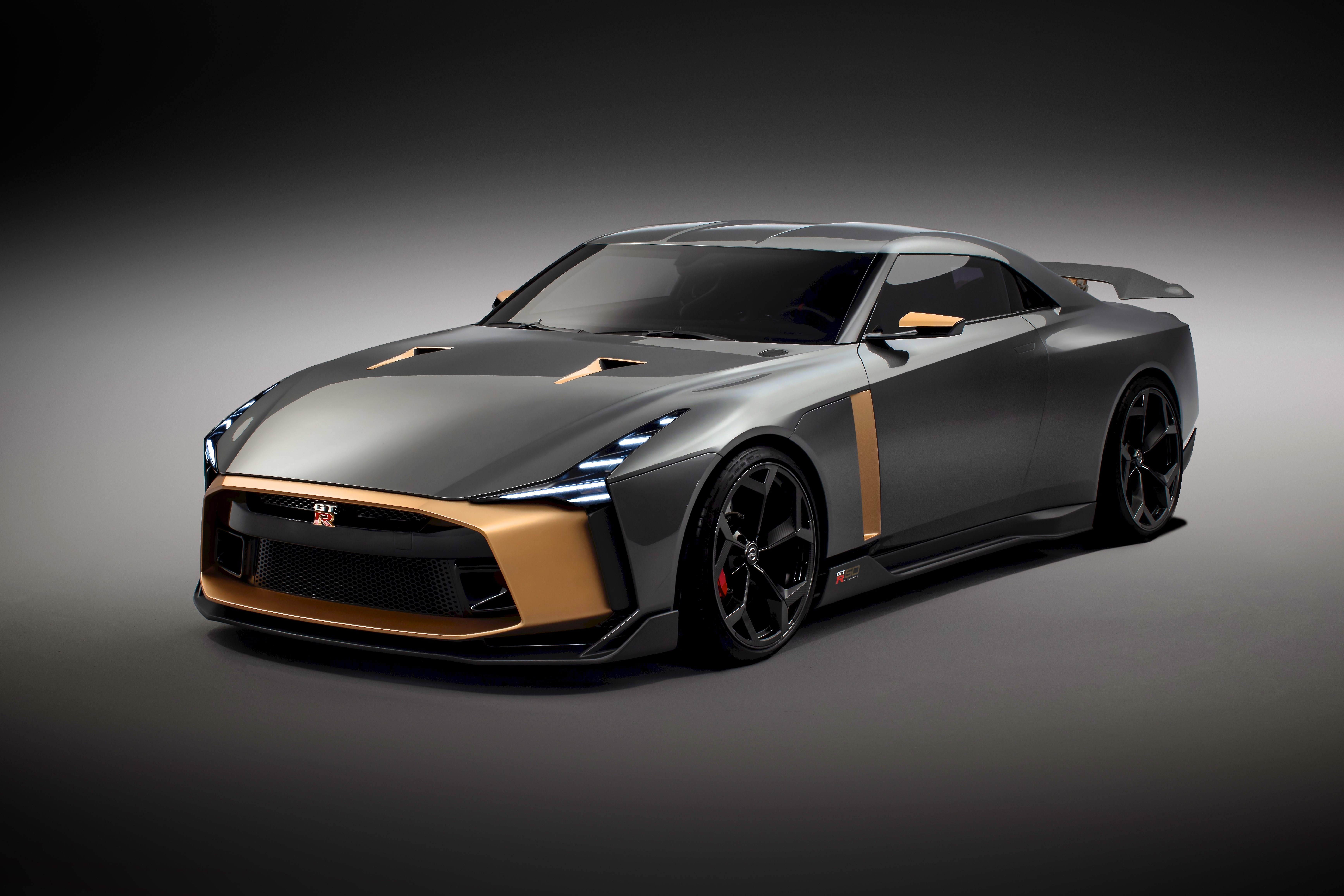 Nissan GT-R50 by Italdesign at Goodwood – Nissan Motorsports