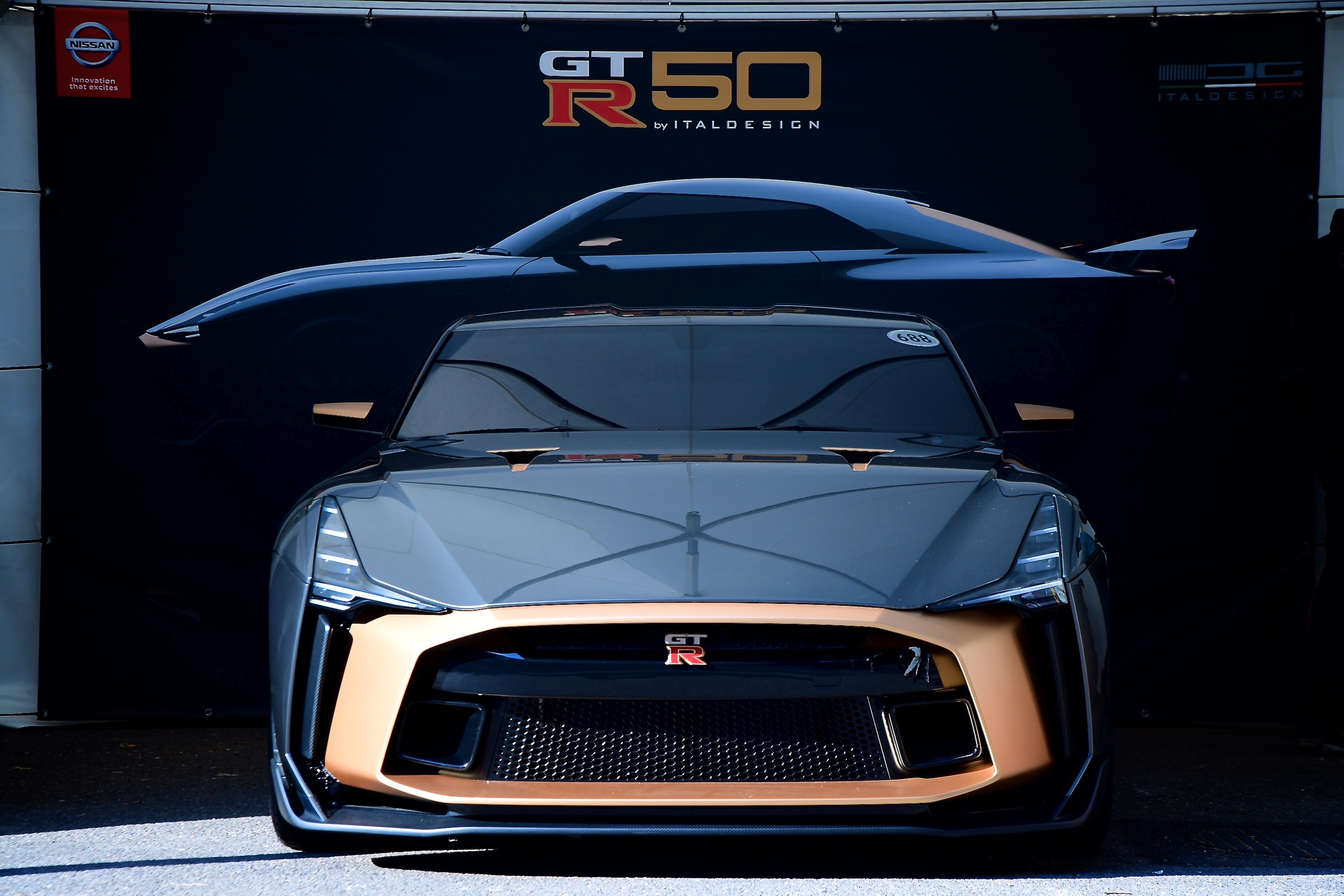 Nissan And Italdesign Gtr50 Limited To 50 Made Starting At