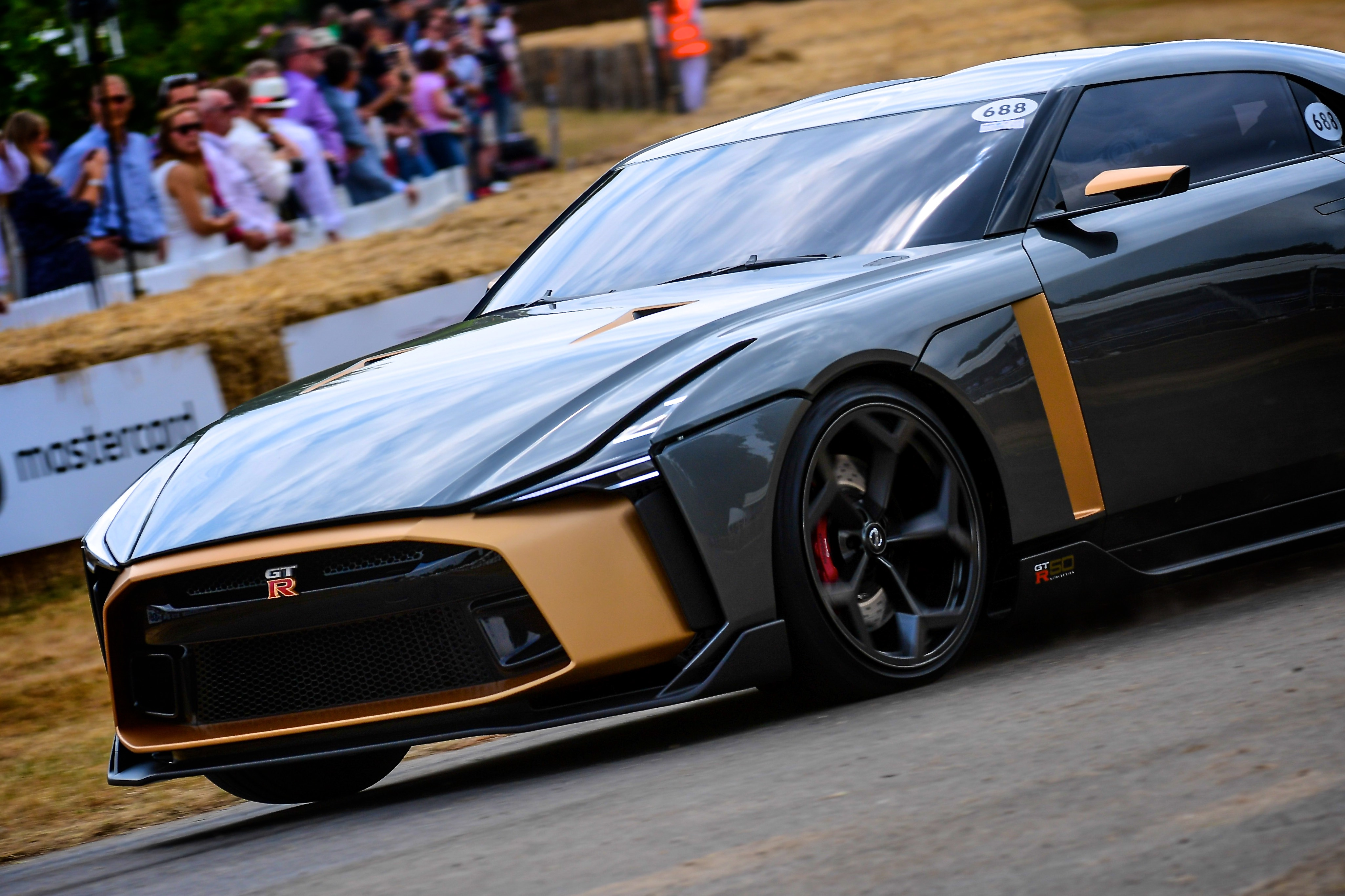 Nissan GT-R50 by Italdesign production design confirmed ...