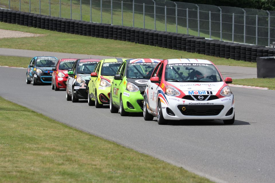 Bedard and King triumph in Micra Cup Mont Tremblant
