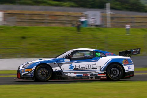Check out the pics of the KCMG team in the Blancpain GT Series Asia at Fuji International Speedway
