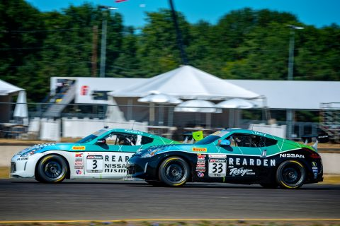 Images from the Pirelli World Challenge Championship at Portland
