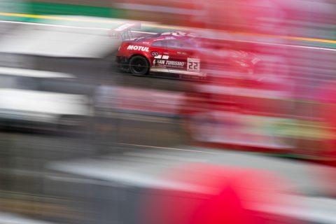 All the action from the GT Sport Motul Team RJN Nissan GT-R NISMO GT3 squad in 24 Hours of Spa-Francorchamps