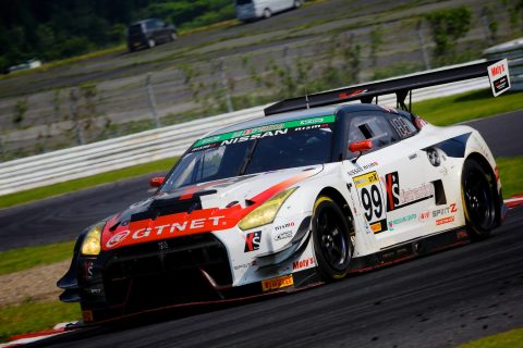 Images from the Japanese Super Taikyu Championship round 4 at Autopolis