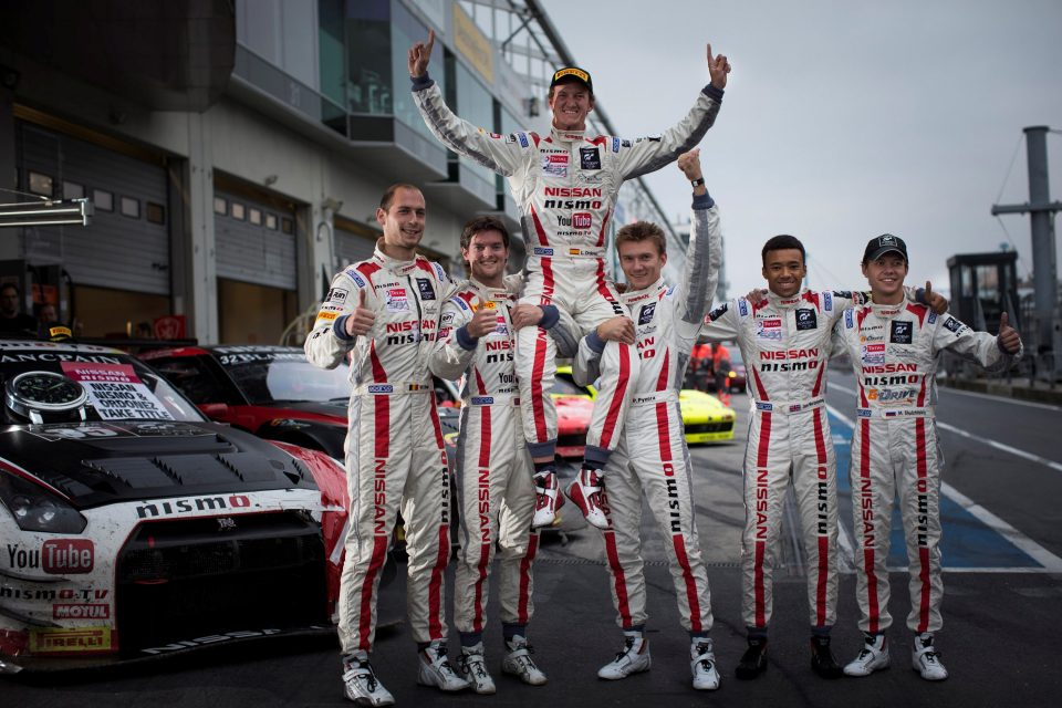 Lucas Ordonez – 10 years with Nissan