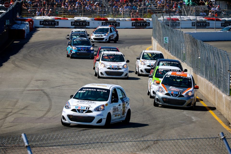 Gallery: Micra Cup Trois Rivieres Race 2