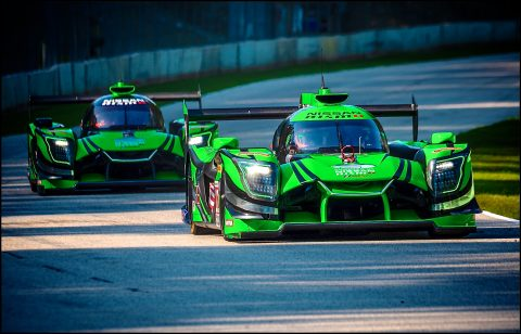 IMSA Road America Qualifying and Practice