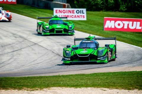 Fightback for ESM after Road America file