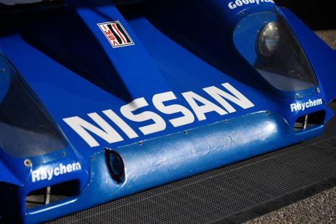 The cars and the stars from Nissan and Datsun's amazing 50 years of motorsport success on track at the Rolex Monterey Motorsports Reunion at WeatherTech Raceway Laguna Seca. We also look to the future with the Nissan GT-R50 by Italdesign and NIssan's new Formula E car.