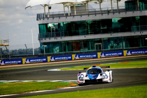 Images from the European Le Mans Series round at Silverstone.