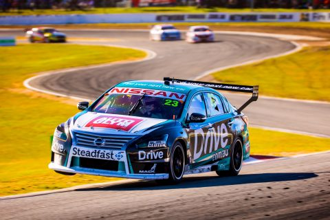 All the action from the Virgin Australia Supercars Championship round four at Barbagallo Raceway