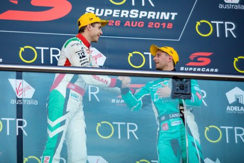 Two podiums for Nissan Motorsport at Tailem Bend
