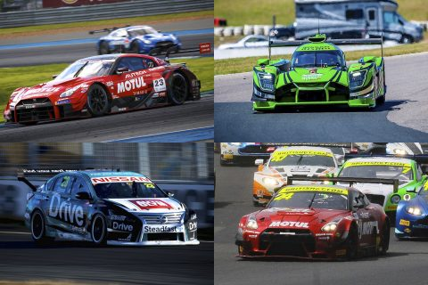 Huge weekend of global motorsport ahead for Nissan