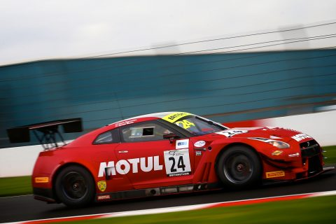 Silver Cup crown for Moore in GT3 and bad luck strikes RJN in GT4