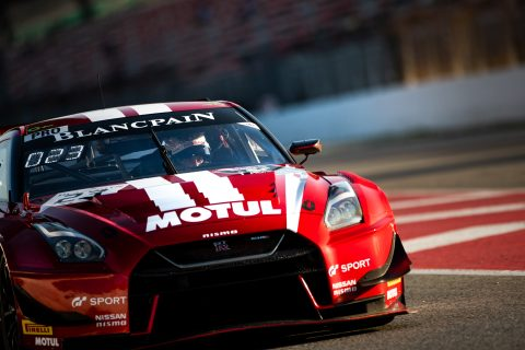 New and old faces in Nissan GT-R NISMO GT3 in Barcelona