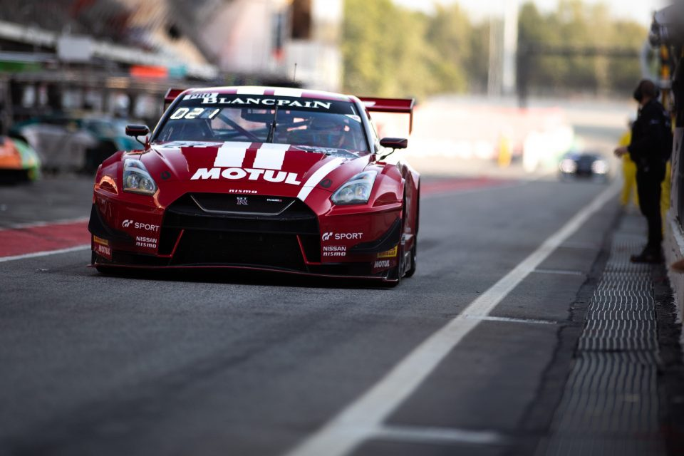 Gallery: Blancpain Barcelona Qualifying