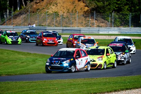 Gallery: Bedard crowned as Micra Cup champ