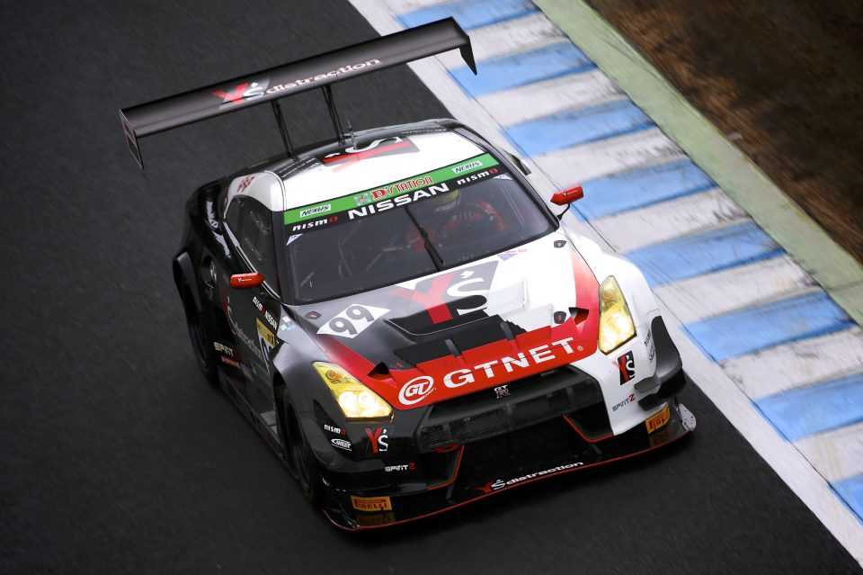Nissan GT-R NISMO GT3 takes Japanese Super Taikyu title