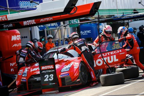 Nissan ready for Autopolis Super GT battle