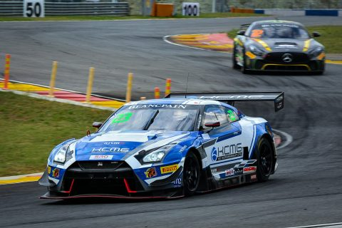 The KCMG Nissan GT-R NISMO GT3 squad take on the final round of Blancpain GT Series Asia at the new Ningbo circuit in China.