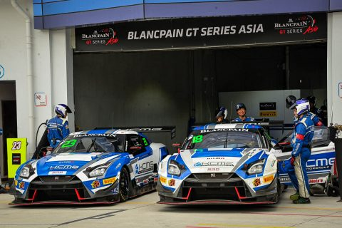Gallery: Ningbo Friday Practice