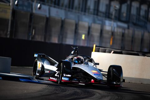 Gallery: Valencia Formula E testing Wednesday
