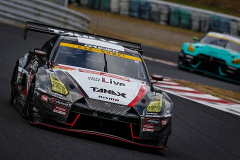 Gallery: Super GT Autopolis Qualifying