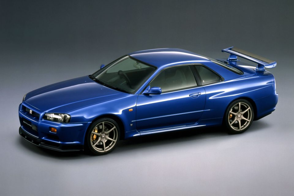 NISMO Heritage Parts program adds R33, R34 Skyline GT-R to lineup
